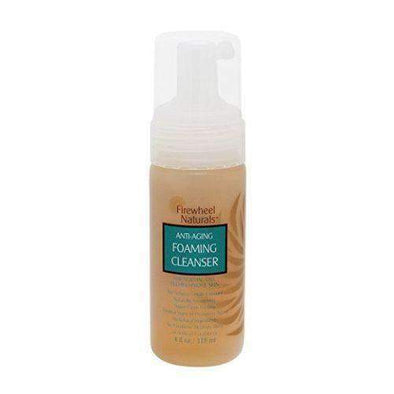 Firewheel Naturals Anti-Aging Foaming Cleanser - 4 oz - Senior.com cleansers