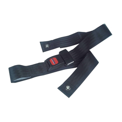 Drive Medical Wheelchair Seat Belt Auto Style Closure 60 - Senior.com Wheelchair Parts & Accessories