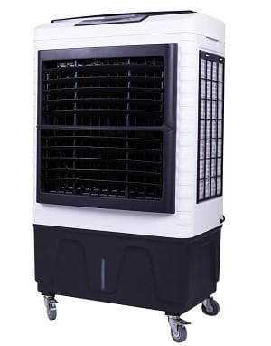 CoolZone CZ1600 Industrial Portable Evaporative Air Cooler - Senior.com Air Coolers