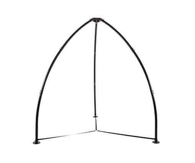 Vivere Cacoon & Hanging Chair Tripod Stand - Solid Steel - Senior.com Cacoons