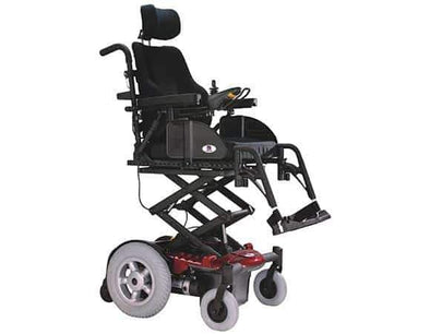 Heartway P13 Vision Heavy Duty Elevating Rehab Power Chair - Senior.com Power Chairs