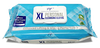 Premium Formulations High Traction XL Uber Thick Adult Wipe Wash Cloths - Senior.com Cleansing Wipes