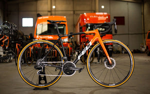 Gallery: Check Out The Rally Cycling Pro Team's 2021 Custom Felt FR Road Bikes