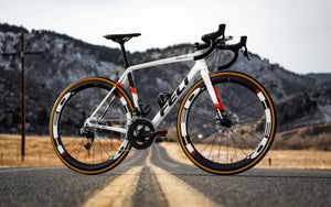 Check Out The Rally UHC Cycling Team Issue FR Disc Road Bike