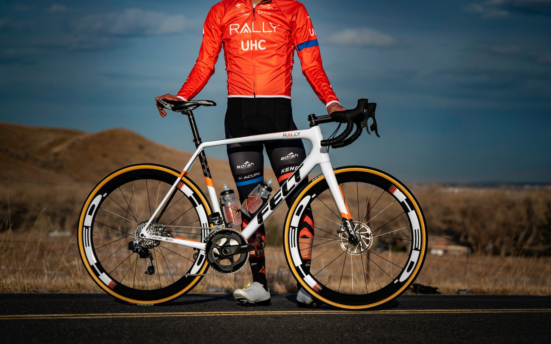 Felt Bicycles Partners With Rally UHC Cycling Pro Men's & Women's Programs