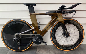 Gallery: Pro Triathlete Josh Amberger's 2020 Felt IA Triathlon Race Bike