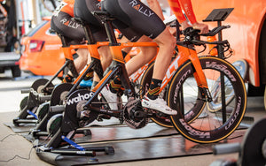 The Rally Cycling Pro Team's Best Tips For The Ultimate Indoor Cycling Setup