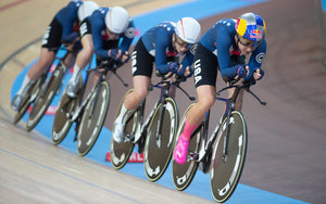 Chloe Dygert Wins Individual Pursuit World Title & USA Women Win Team Pursuit