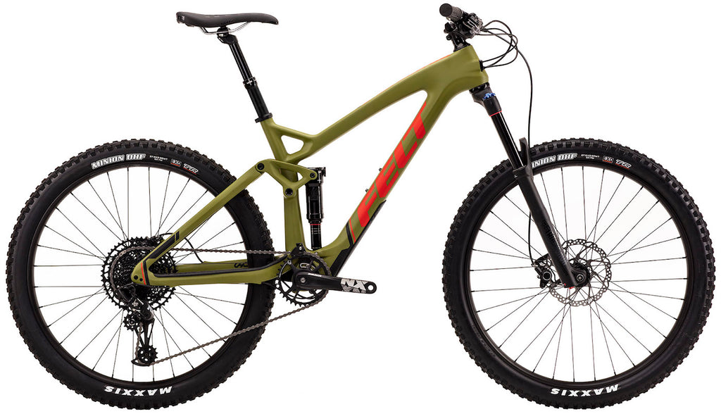 trail mountain bike