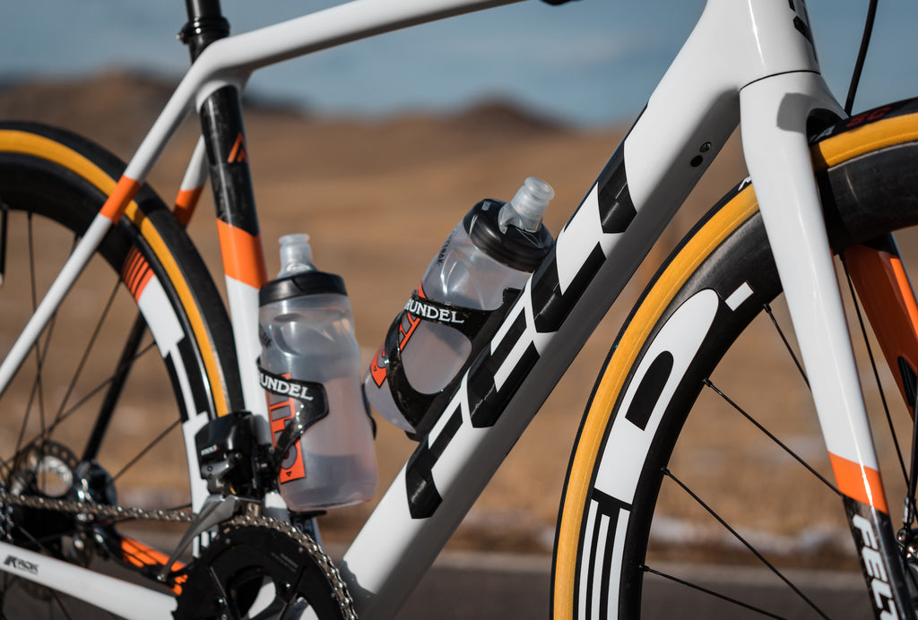 road bike water bottle