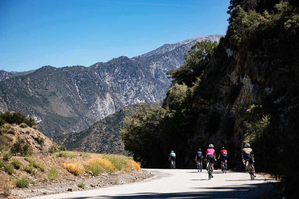 road cycling mountains