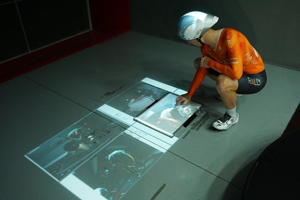 cycling aerodynamic testing