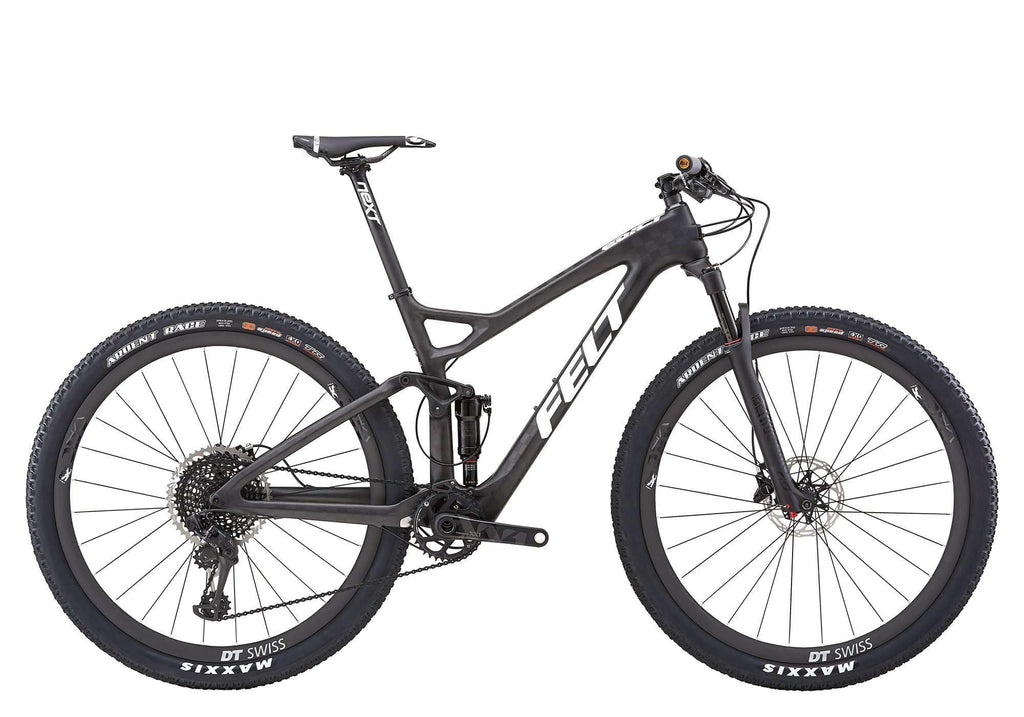 Edict Series | Carbon Full-Suspension