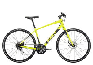 VERZA SPEED 40 CHARTREUSE | 2019