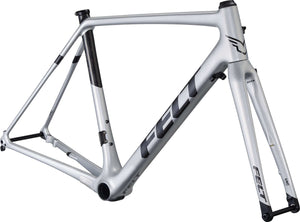 FRAME FR1 DISC SILVER TEXTREME | 2019