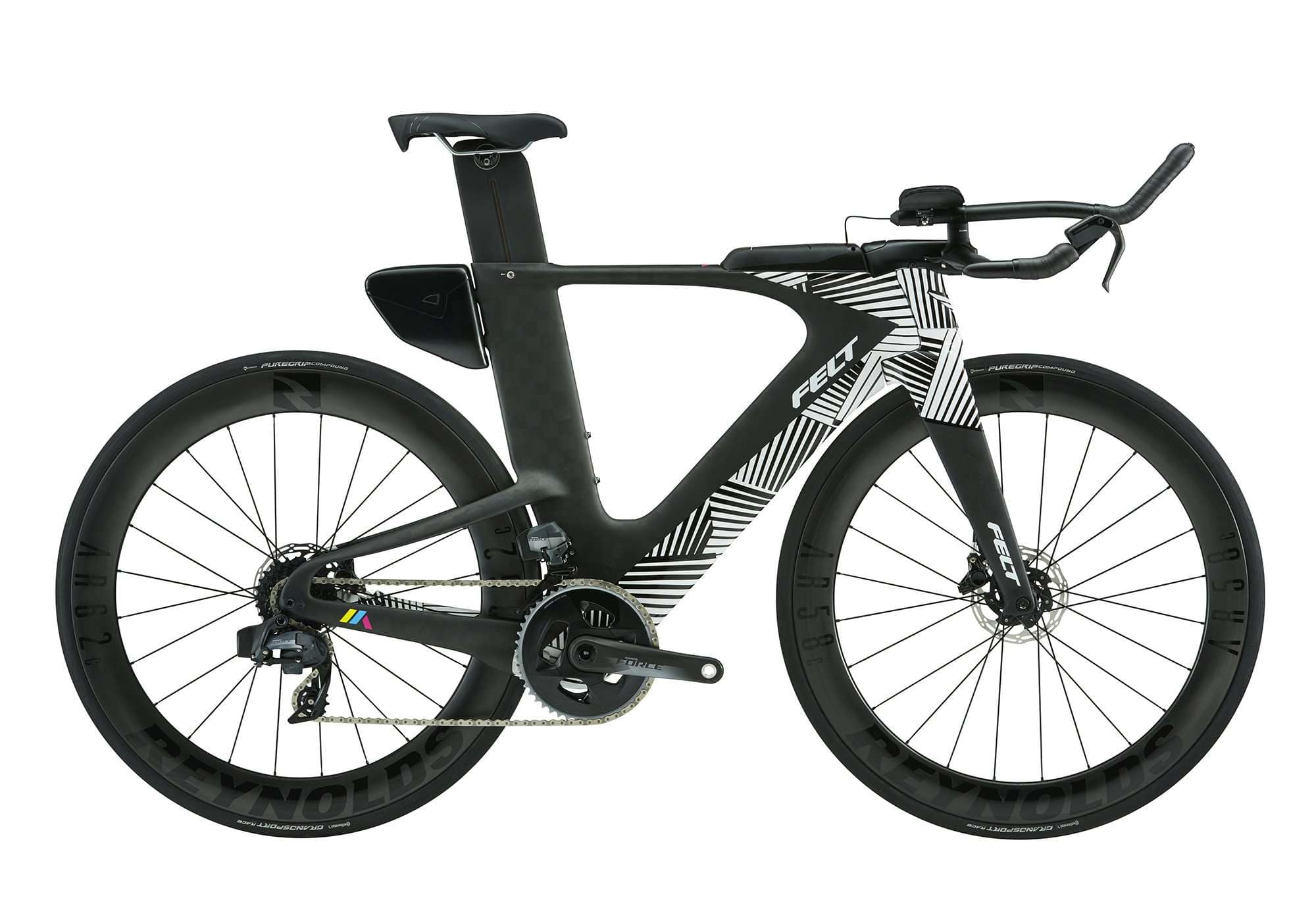 Best One For All Champs 2020 IA | Advanced | Force eTap AXS | 2020   Felt Bicycles