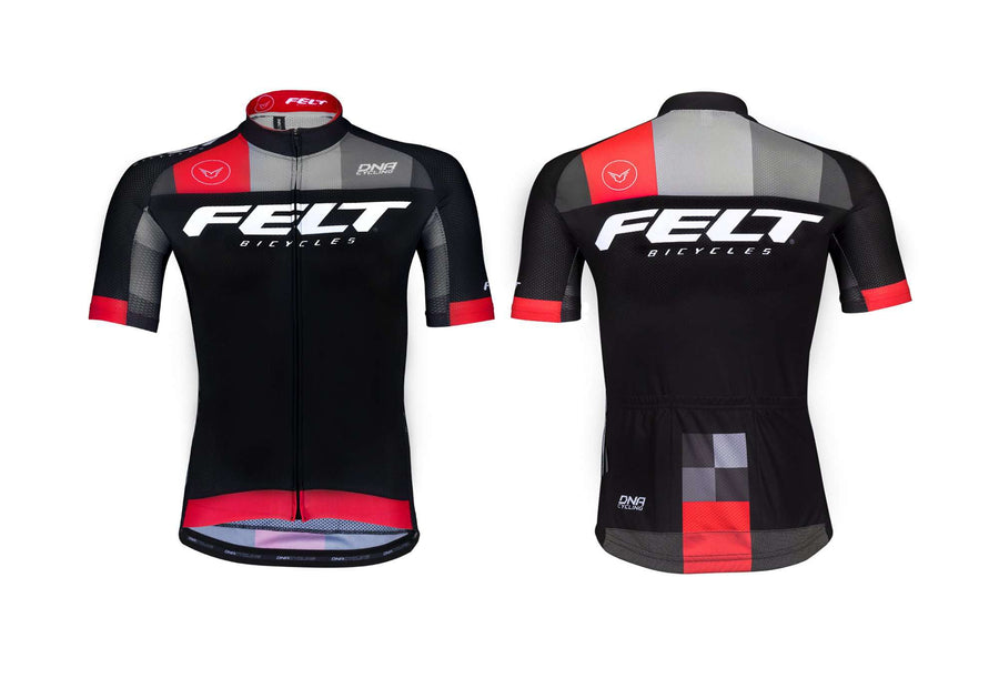 JERSEY S-SLEEVE W DNA RACE