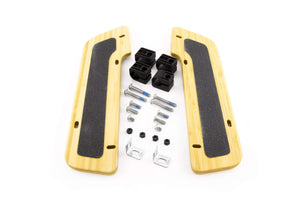 BRUHAUL BAMBOO FOOTPLATE KIT