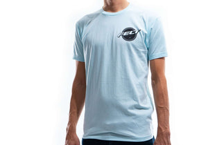 Felt Ice Blue T-Shirt | Men's