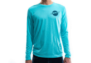 Felt Logo Long Sleeve T | Men's