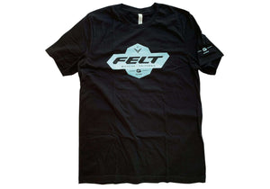 Felt Brand Black T-Shirt | Men's