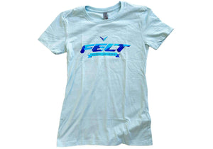 Felt Facet T-Shirt | Women's