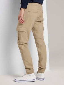 Cargohose im Slim Fit