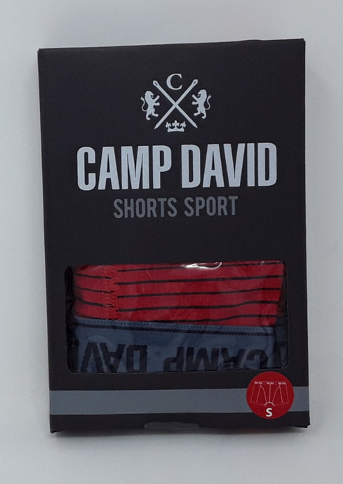 Boxershort Camp David