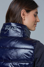 Laden Sie das Bild in den Galerie-Viewer, Outdoorjacke Soccx Navy