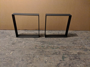 Matte Black Coffee Table Legs
