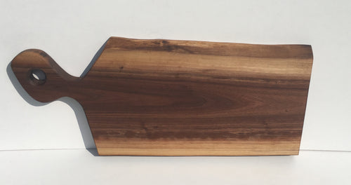 Walnut Charcuterie Board 21""