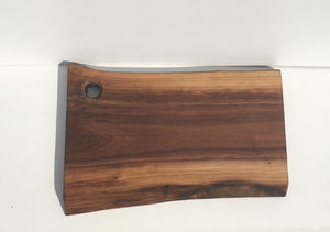 Walnut Charcuterie Board 14""