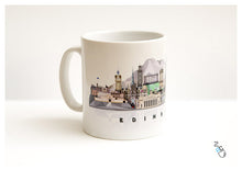 Load image into Gallery viewer, Edinburgh coffee cup