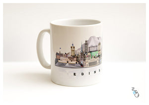 Edinburgh coffee cup