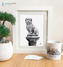 Load image into Gallery viewer, Greyfriars bobby statue