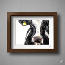 Load image into Gallery viewer, Dairy Cow Painting