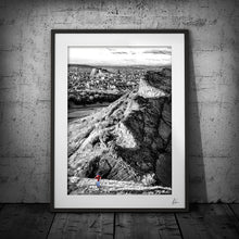 Load image into Gallery viewer, Edinburgh Arthurs Seat Art Print