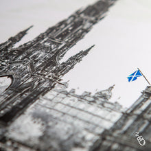 Load image into Gallery viewer, Scott Monument Edinburgh