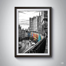 Load image into Gallery viewer, Edinburgh wall art