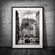 Load image into Gallery viewer, Black and white wall art