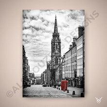 Load image into Gallery viewer, Edinburgh photography art