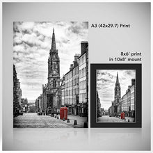 Load image into Gallery viewer, Edinburgh famous street art print