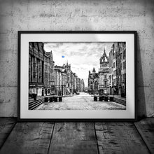 Load image into Gallery viewer, Edinburgh Royal Mile Photograph
