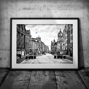 Edinburgh Royal Mile Photograph