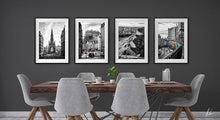 Load image into Gallery viewer, Black & white wall art
