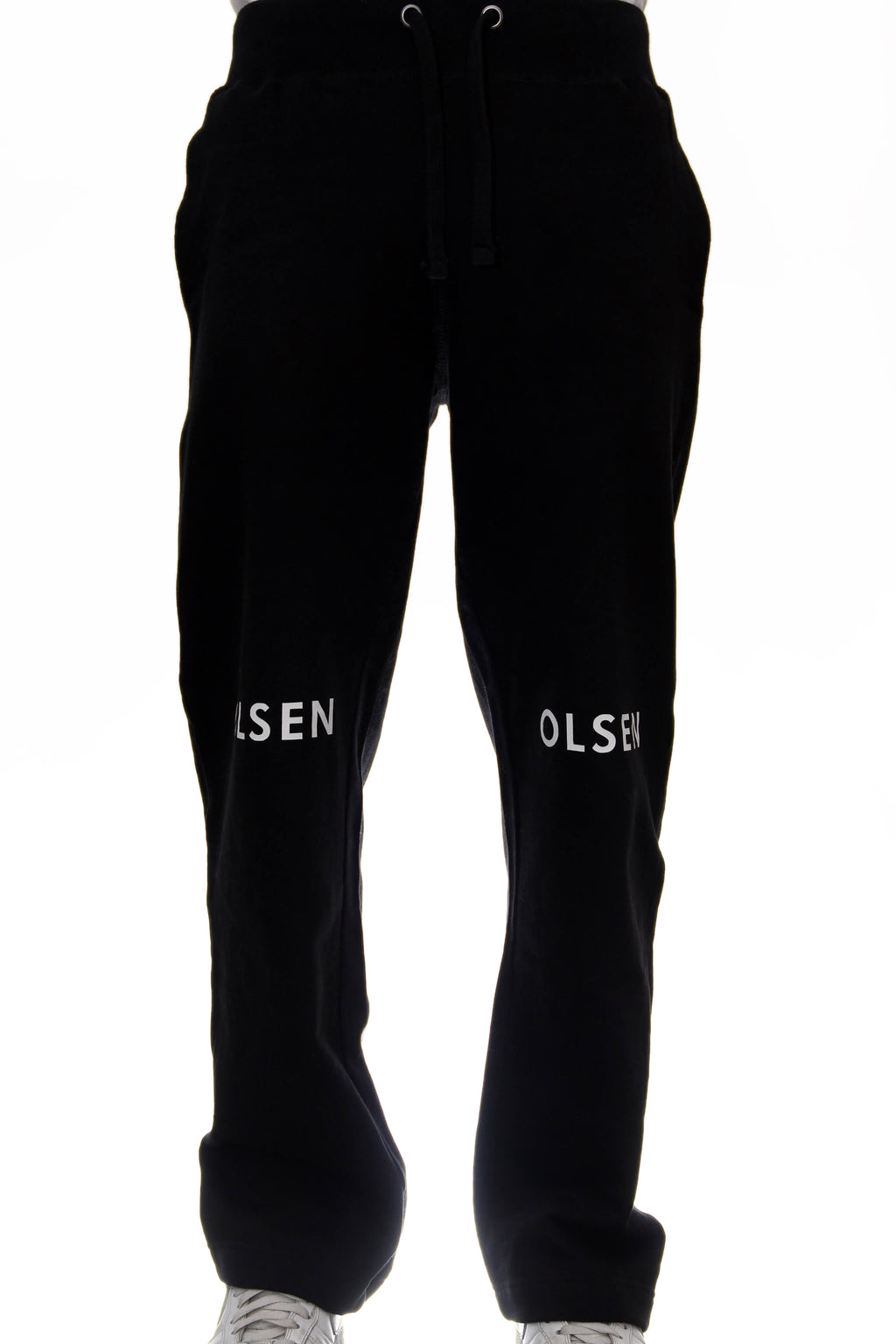 SWEATPANTS / BLACK