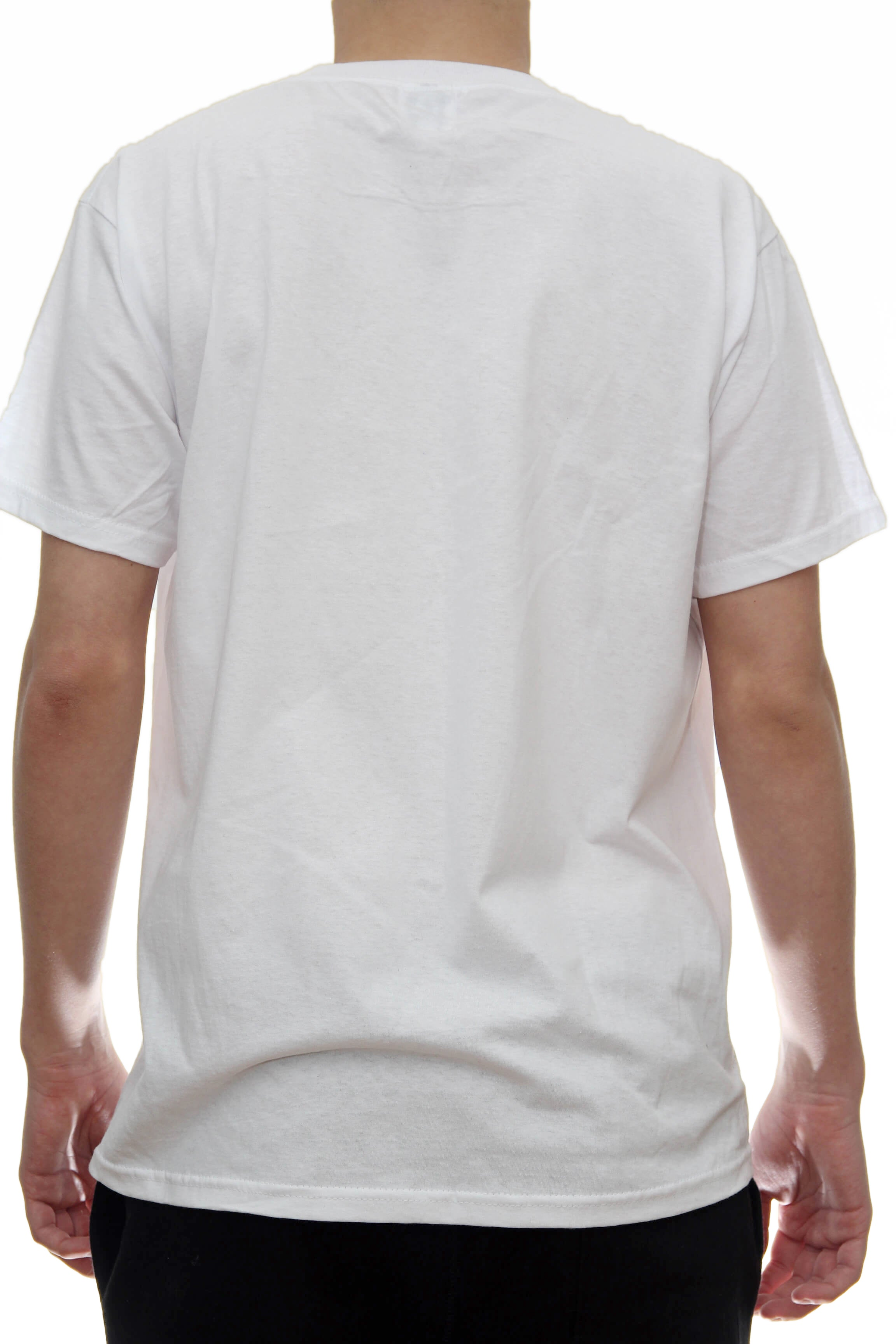 BOX LOGO T-SHIRT / WHITE