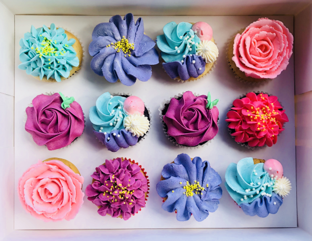 Mother's Day Cupcake box