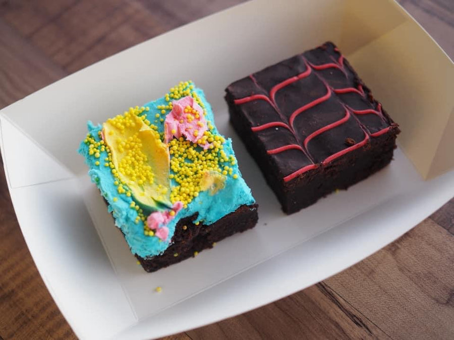 Gluten-Free Brownie Box (Delivery)