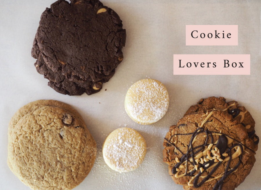 Cookie Lovers Box (Delivery)